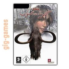 Syberia 2 II PC spiel Steam Download Digital Link DE/EU/USA Key Code Gift Game