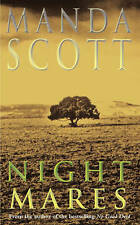 Night Mares, By Scott, Manda,in Used but Acceptable condition