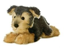 Aurora 12'' Plush YORKY Flopsie Yorkshire Terrier Dog  ~NEW~