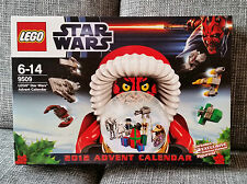 NEU LEGO STAR WARS ADVENTSKALENDER - 9509 von 2012 CALENDER ADVENTS