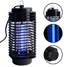Electronic Mosquito Killer Lamp Insect Zapper Bug Fly Worm Stinger Pest Control