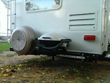 Camper Grill bumper mount camping rv travel trailer motor home rvq fifth wheel