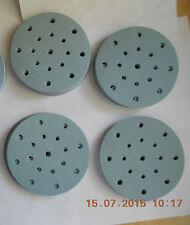 100 x Festool Granat  Exzenter Schleifscheiben P80,120,240,320, Ø150mm gelocht