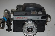 Lomo Smena 8M Vintage 1980 Soviet compact camera, case. Nice Condition. 80562511