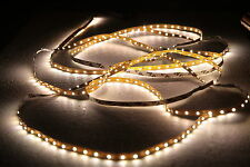 5 METER WARM WHITE 3528 LED STRIP 300LED 12V CEILING ROOM OFFICE SIGN DECORATION