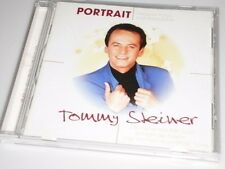 TOMMY STEINER PORTRAIT CD DEUTSCH SCHLAGER INKL FOTOS & BIOGRAPHIE MIT JENNIFER