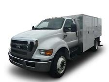 F650 TRUCK SAW BODY CONCRETE CONTRACTOR UTILITY SERVICE MOBILE MECHANIC WELDER