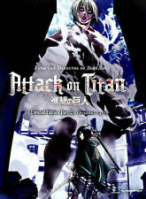 Attack on Titan: Part 2 (Blu-ray/DVD, 2014, 4-Disc Set, Limited Edition)