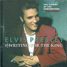 Elvis Presley - Writing For The King - FTD Book/CD - NEW & SEALED