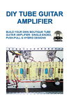 P8 DIY tube guitar amplifier 3 DVD set+Book Make your own valve amp EL34 6L6