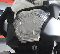 BMW K1200R K1200S LED taillight Clear