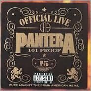 Official Live - Pantera - CD New Sealed