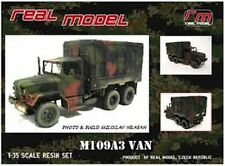 1/35th Real Model US M109A3 shop van conv