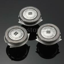 3pcs Replacement Shaving Heads Cutters Shaver Razor Blades for Philips RQ32 RQ11