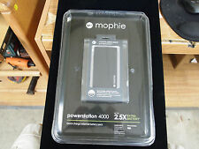 mophie powerstation 3x (4000mAh) Portable Charger Smartphones & Tablets - Black