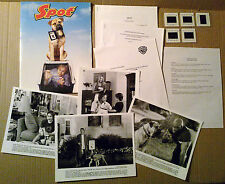 Press kit~ SEE SPOT RUN ~2001 ~David Arquette ~Michael Clarke Duncan~Leslie Bibb