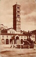ROMA - S, Maria in Cosmedin - VIAGGIATA PER LA FRANCIA NEL 1920 - Rif. 80 PI