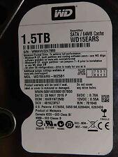 Western Digital 1,5 TB WD15EARS-00Z5B1 DCM:HARYNT2MB | 20MAY2015 | disco rigido