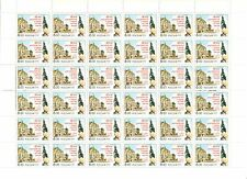 RUSSIA 2005 Sc# 6905, Full Sheet, Liberation of Vienna by Soviet Troops, MNH