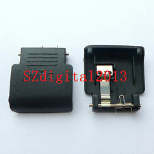 SD Memory Card Door Cover Repair Part For Nikon D3100 With METAL & Spring