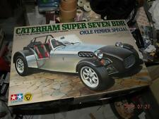 TAMIYA 1/12 CATERHAM SUPER SEVEN BDR CYCLE FENDER SPECIAL KIT #10202