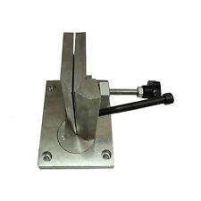 Dual-axis Metal Channel Letter Angle Bender Tool 3.9'' Strip Bending Machine