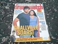 #100 DREAMWATCH vintage movie tv magazine (UNREAD) - SMALLVILLE