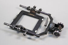Cambo SC 4x5 Rear Standard for SC & N Series Cambo & Calumet LF Cameras