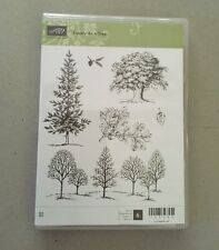 Stampin' UP! LOVELY AS A TREE, Realistic,NUM