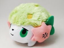 "JAPAN Pokemon center Poke doll House Limitd * Shaymin 492 * 3.1"" Plush Toy Rare"