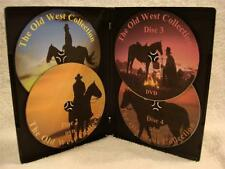 ULTIMATE Old West Audiobook Collection 80+ Cowboy & Westerns 4 MP3 DVDs w/ Case