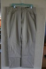 Perry Ellis Men's Khaki Jeans (Crimini) - Size 36x32 -