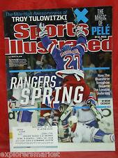 Sports Illustrated, June 2, 2014 RANGERS SPRING, Ryan McDonagh, Troy Tulowi