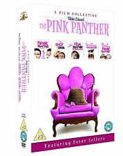 The Pink Panther Film Collection 5 Disc Box Set 1976 Brand new DVD