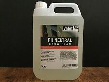 ValetPRO PH Neutral Snow Foam - 5 litres
