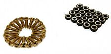 Rocker Cover Bolts With Washers Skyline RB20 RB25 RB26 Gold