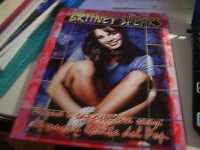 LIBRO BRITNEY SPEARS ACQUA E SAPONE MA SEXY  LOVECCHIO EDITORE NOVEMBRE 1999