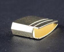 NEW Alloy Glaze Gold Habaki Sword Collar for Japanese Samurai katana Wakizashi