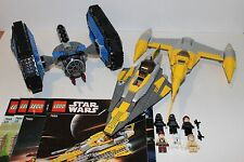 LEGO Star Wars Clone Lot - 7664 7660 7669 - Minifigures, Manuals - Not Complete