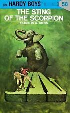 The Hardy Boys: The Sting of the Scorpion 58 by Franklin W. Dixon (1978,...