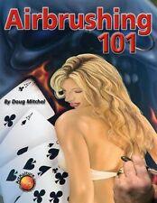 How to Airbrush - Airbrushing 101 Book
