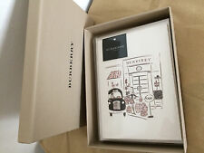 Guarenteed Authentic Burberry PostCards/Cards in Box COLLECTABLES RARE