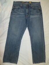 ADRIANO GOLDSCHMIED The HERO 100% Cotton Jeans Men's 34 X 30 USA