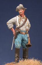 FIGURINO 54mm MMA54034 Giovanni Martini Trombettiere di Custer a Little Big Horn