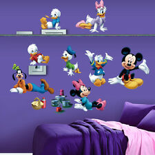Mickey Mouse  Donald Duck Kids Removabel Home Decal Wall Sticker Mural Wallpaper
