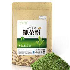 Neu Natürliche Matcha Grüner Tee Powder pur Bio bescheinigt Prämie Pulver 100g