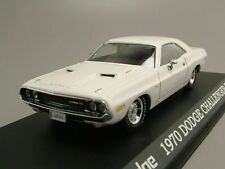 "Dodge Challenger R/T 1970, ""Vanishing Point"" ähnl., Modellauto 1:43 / Greenlight"