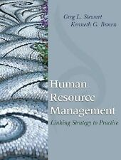 Human Resource Management: Linking Strategy to Practice, Brown, Kenneth G., Stew