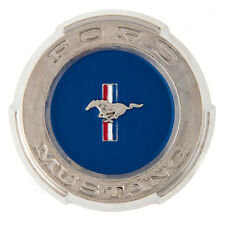 Vintage Ford Mustang Gas Cap Art Wall Decor Collectible Ford Mustang Products
