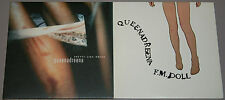QUEEN ADREENA Pretty Like Drugs & FM Doll CD EP Import Daisy Chainsaw